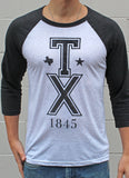 Texas 1845 Baseball Jersey - Point 506