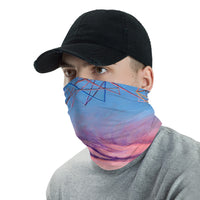 Face Mask/Bandana with Luxurious Sky - Point 506