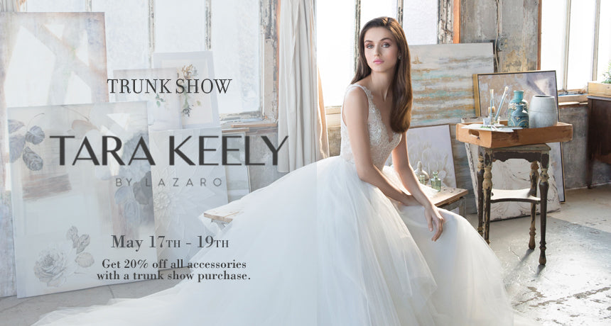 Trunk Show Tara Keely Spring 2018