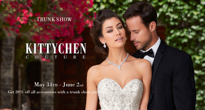 Trunk Show Kitty Chen 2018