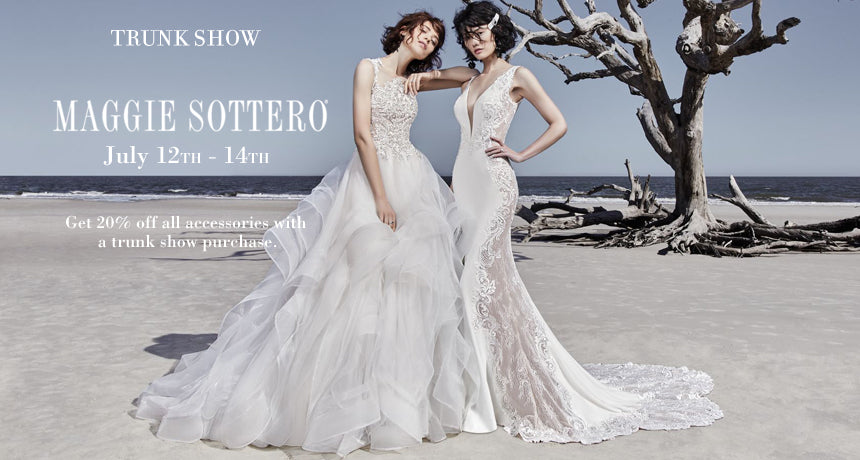 Trunk Show Maggie Sottero 2018