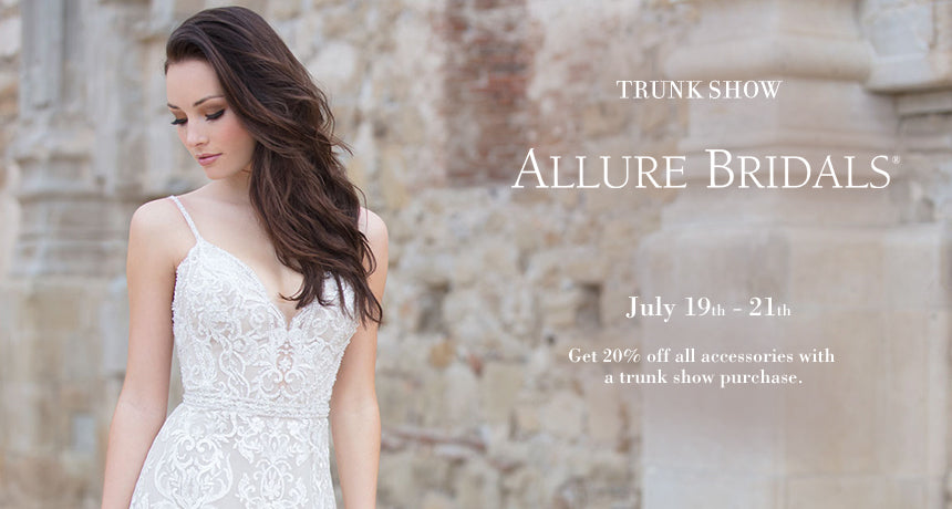 Trunk Show Allure 2018