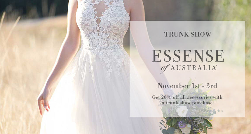 Trunk Show Essense of Australia
