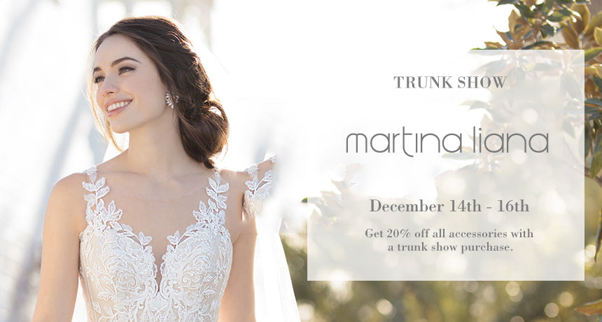 Trunk Show Martina Liana