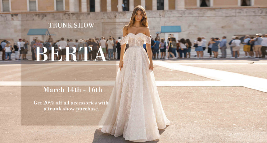 TRUNK SHOW Berta Privee
