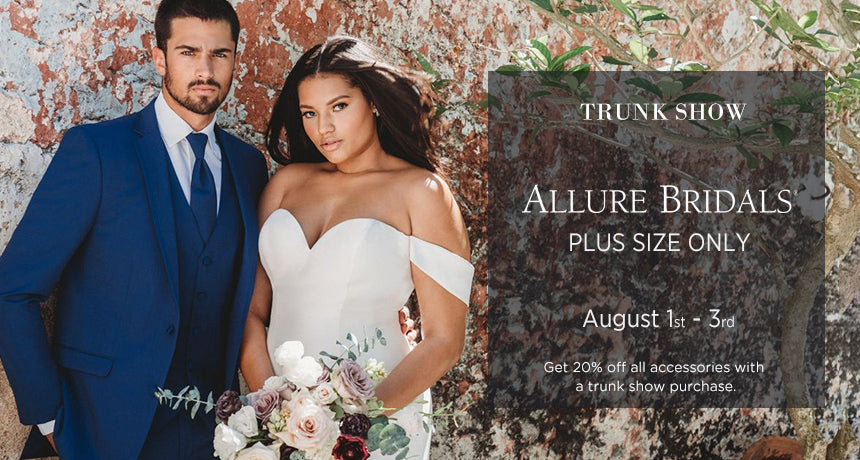 Trunk Show Allure Couture Plus Size Only