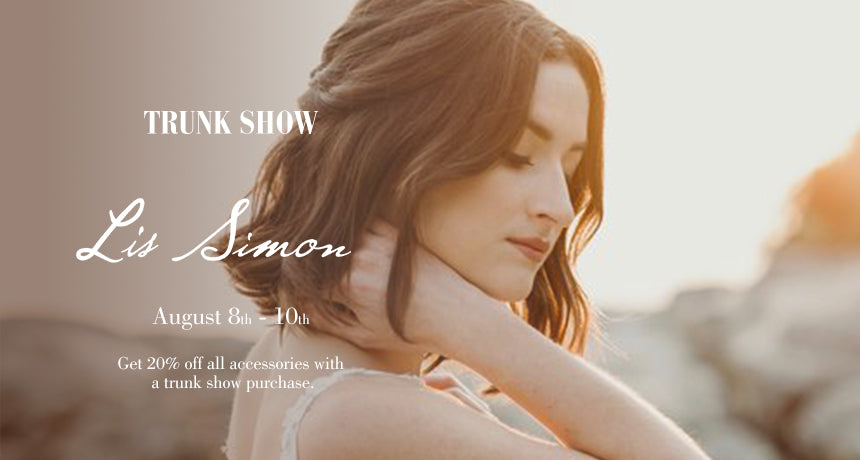 Trunk Show Lis Simon