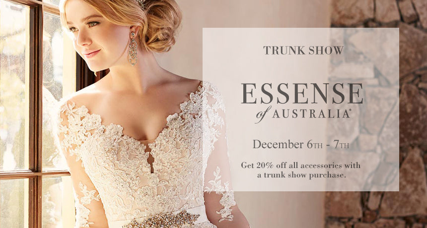 Trunk Show Essense of Australlia