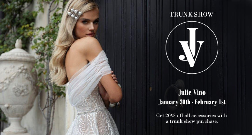 Trunk Show Julie Vino
