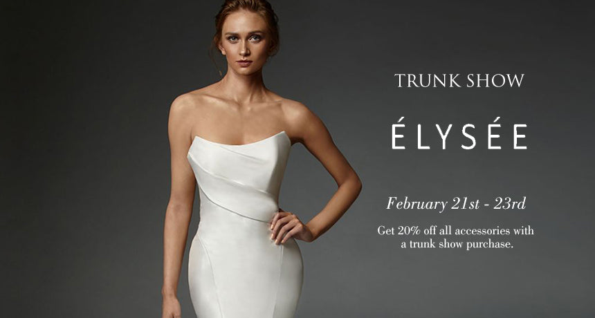 Trunk Show Elysee