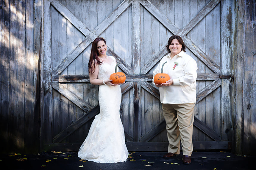 A Rustic Fall Barn Wedding At The Bernards Inn In Bernardsville, Nj