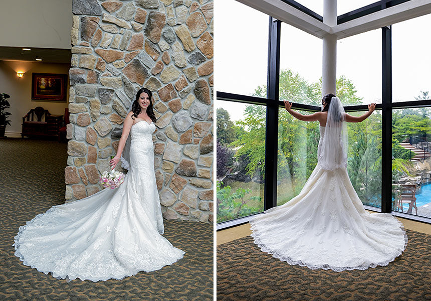 Real Bridal Melanie Kupperman