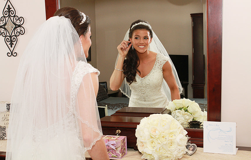 Real Bride – Stephanie Terraccino