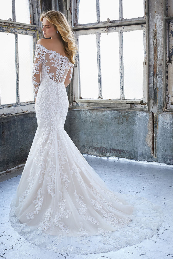 Mori Lee Karlee 8207 Gown