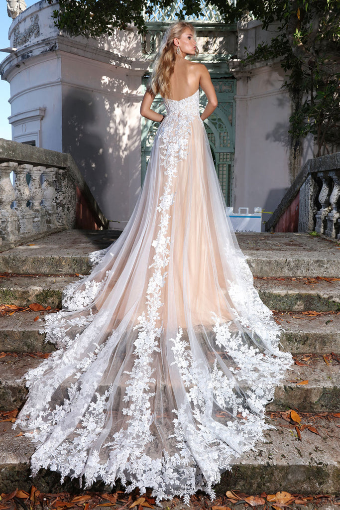 Ashley Justin 10559 Bridal Gown