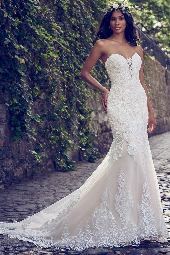 Maggie Sottero AUTUMN 8MS562 Gown