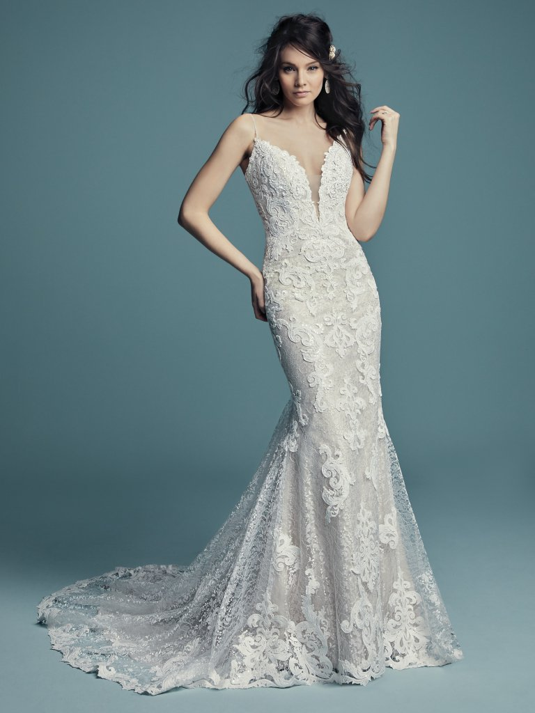 Maggie Sottero 8MS794 Tuscany