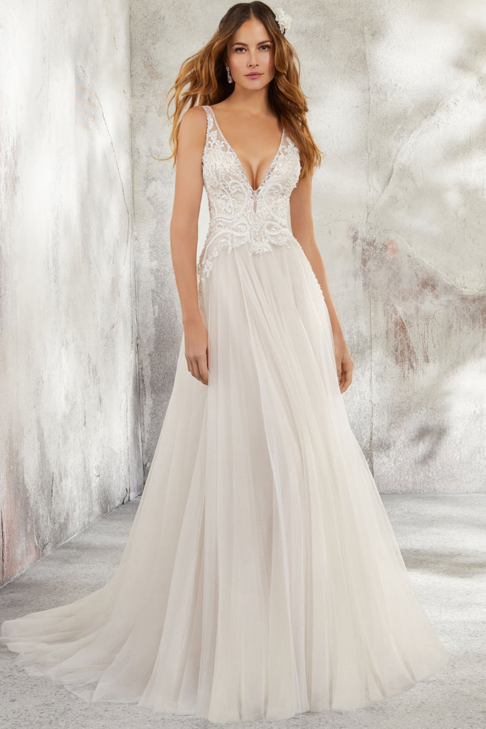 Mori Lee 5681 Leonita Gown