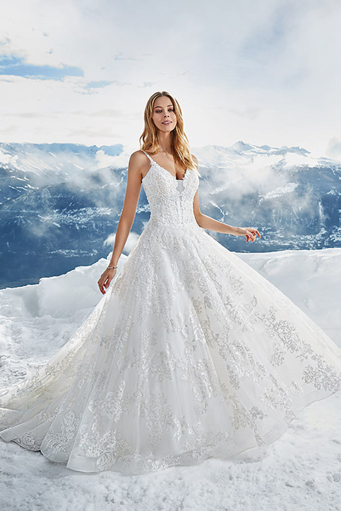 Eddy K SKY143 wedding Dress