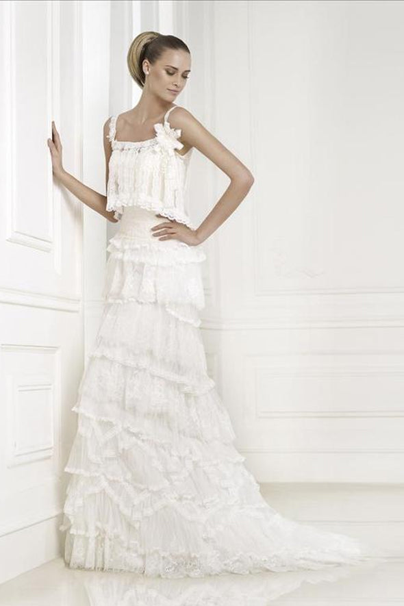 PRONOVIAS BLIMA SAMPLE SALE