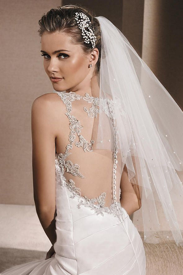 LA SPOSA ROMY SAMPLE SALE