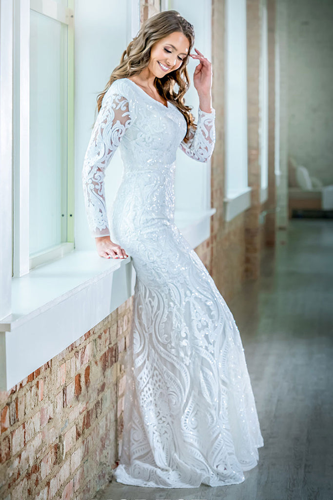 Private Label Mon Cheri Bridal TR21912
