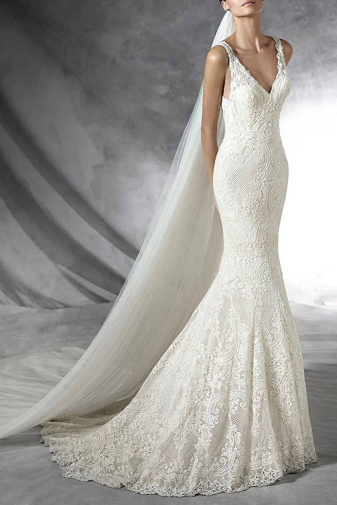 PRONOVIAS PROLA SAMPLE SALE