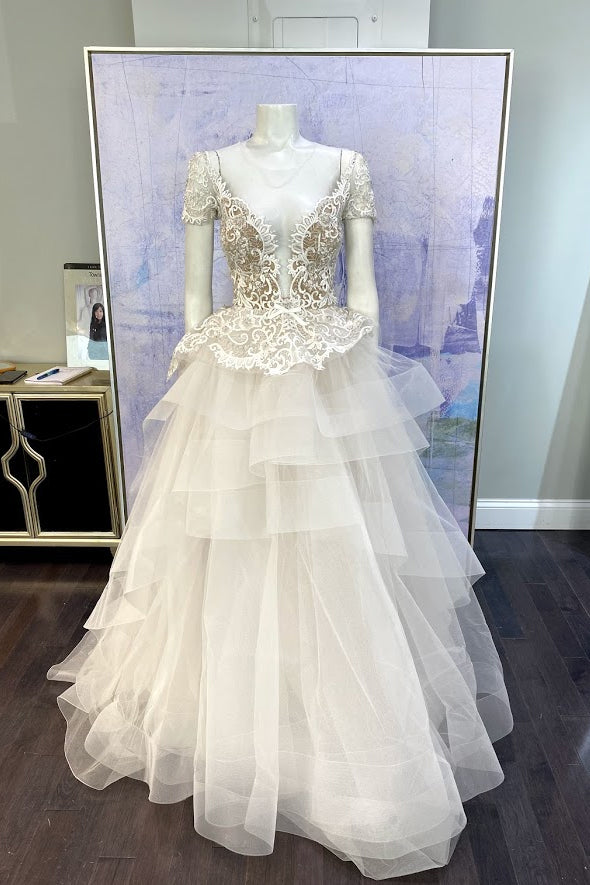 REEM ACRA MAYA SAMPLE SALE