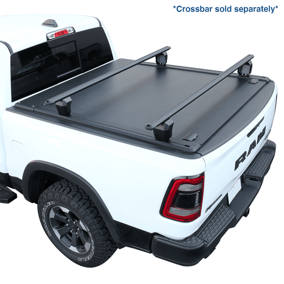 2014-2021 Chevrolet Colorado 5ft Bed V2 Aluminum Retractable Roll-up Hard Tonneau Cover