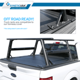 2009-2021 Dodge RAM 1500 5.7ft Bed V2 Aluminum Retractable Roll-up Hard Tonneau Cover