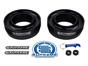 "1988-2007 Ford Ranger 2WD (Does Not Fit Extended Cab Models) Supreme Suspension - 2.5"" Front Spring Spacer Lift"