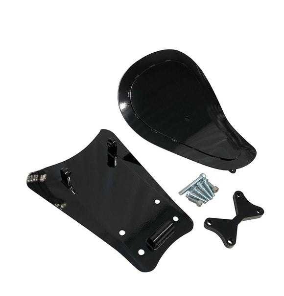 Twisted Choppers Solo Seat Pan Kit For Indian® Scout