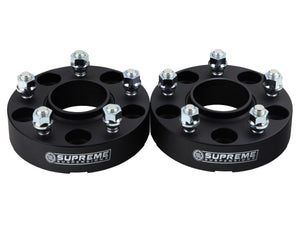 "2007-2018 Jeep Wrangler 2WD and 4WD Supreme Suspension - 1.25"" Wheel Spacers"