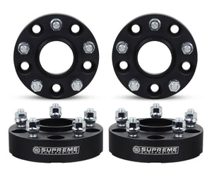 "2007-2018 Jeep Wrangler 2WD and 4WD Supreme Suspension - 2"" Wheel Spacers"