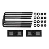 "2000-2010 Chevrolet Silverado 2500HD 3500HD 2WD 4WD 2"" Rear Lift Leveling Suspension Kit"