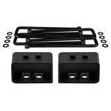 "2004-2020 Ford F150 1.5"" Rear Suspension Lift Kit & Extended U-Bolts 4WD-Suspension Lift Kits-Supreme Suspensions-Supreme Suspensions®"