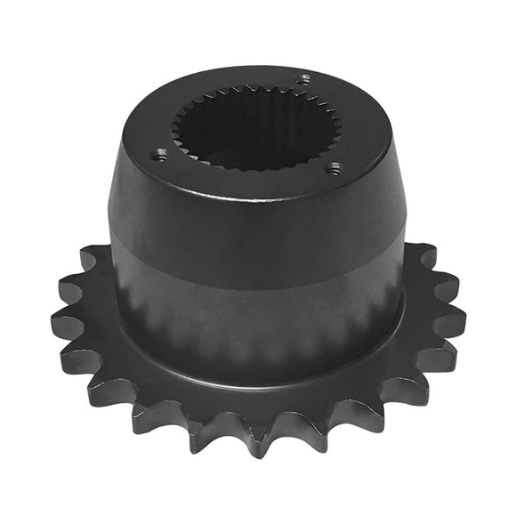 SPORTSTER 250 WIDE TIRE 2.5 INCH OFFSET SPROCKET