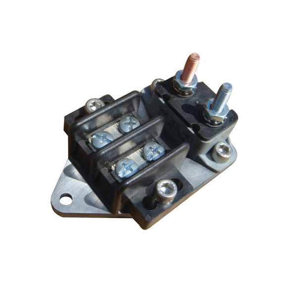 CIRCUIT BREAKER MOUNT KIT FOR CHOPPERS, BOBBERS AND CUSTOM MOTORCYCLES