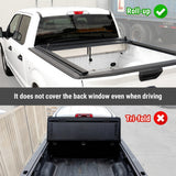 2015-2020 Gmc Canyon 5' Short Bed Retractable Bed Cover