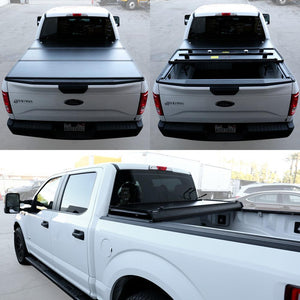 2005-2020 Toyota Tacoma 5' Short Bed Tri-Fold Cover