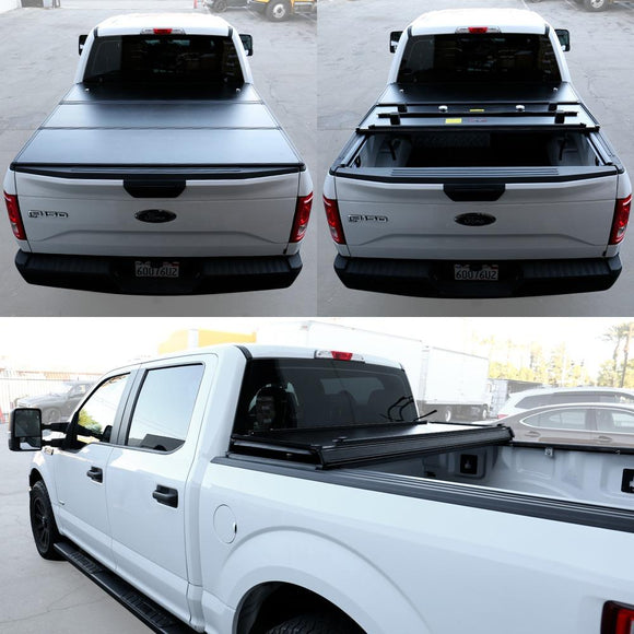 2007-2020 Tundra 5.5' Short Bed Tri-Fold Cover