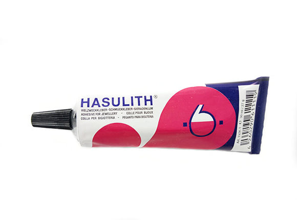 Colle à bijoux Hasulith- Tube de 31 ml - x1