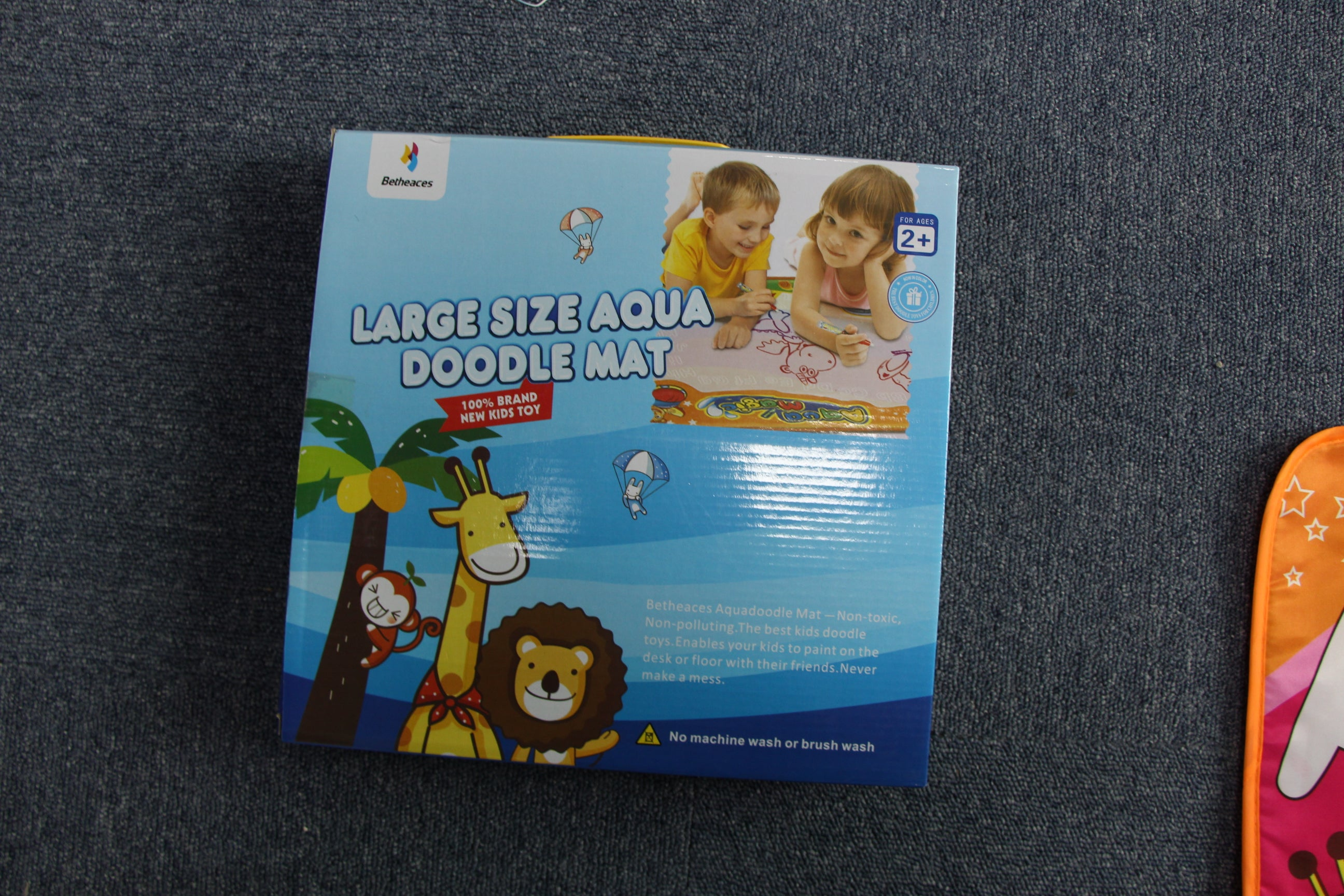 Betheaces water play mat is a great toy for kids