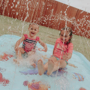 Sprinkler Pad Splash Play Mat