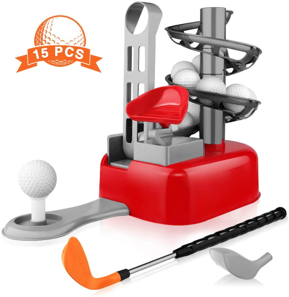 Kids Golf Toys Set - Golf for Kids, Toddler Golf Set