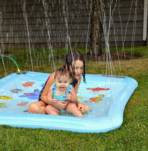 water play mat