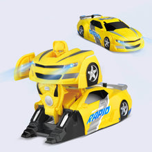 Load image into Gallery viewer, Baztoy Robot car toy