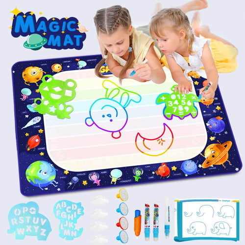 Growsly Large Size Water Drawing Mats