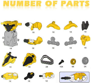 remote control car part and part