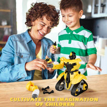 Load image into Gallery viewer, mom play with boy, the remote control car